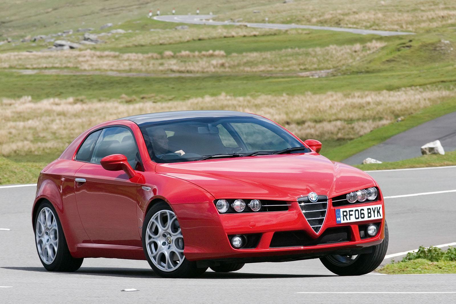 Alfa Romeo Brera Used Car Buying Guide Autocar Timing Belt 2007 Mazda Pick Up