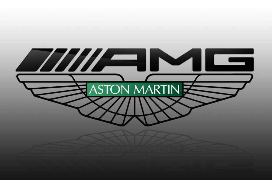 amg aston martin logo 0 - Mercedes-Benz CEO denies Aston Martin buyout rumours - Mercedes-Benz CEO denies Aston Martin buyout rumours