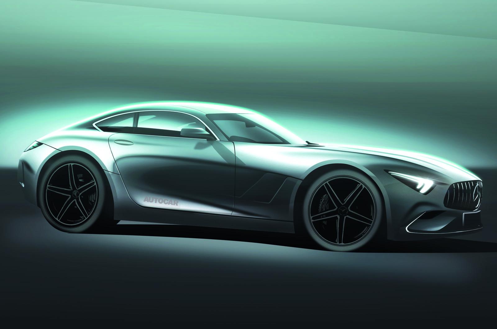 Next-gen Mercedes-AMG GT to be four-wheel-drive hybrid  Autocar