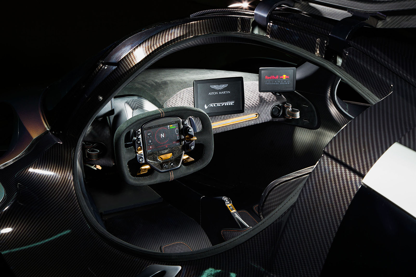 aston martin valkyrie could challenge for outright nurburgring