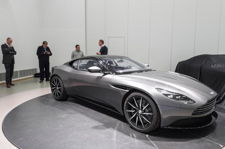 Aston Martin Db11 Technology To Influence Future Models Autocar