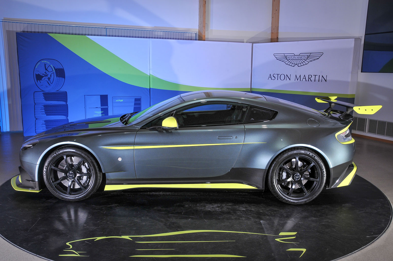 Aston Martin Vantage Gt8 Revealed Autocar