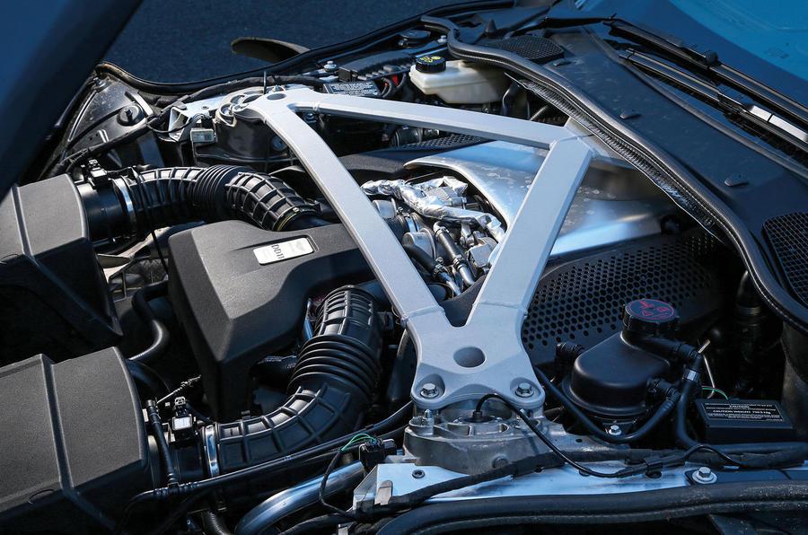 Aston Martin Developing Straight Six Hybrid Powertrain Autocar
