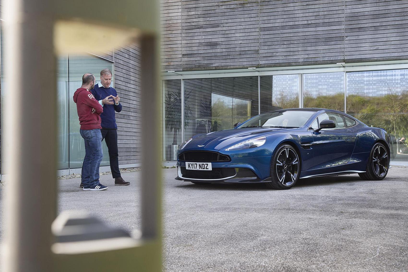 Aston Martin Vanquish S Long Term Review Six Months With The Last Vh Era Aston Autocar
