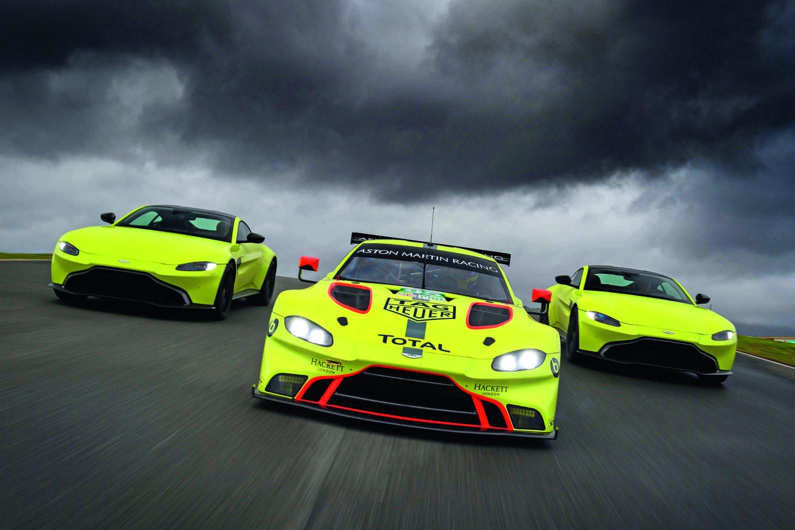 Le Mans 2018 How The New Aston Martin Vantage Gte Was Created Autocar