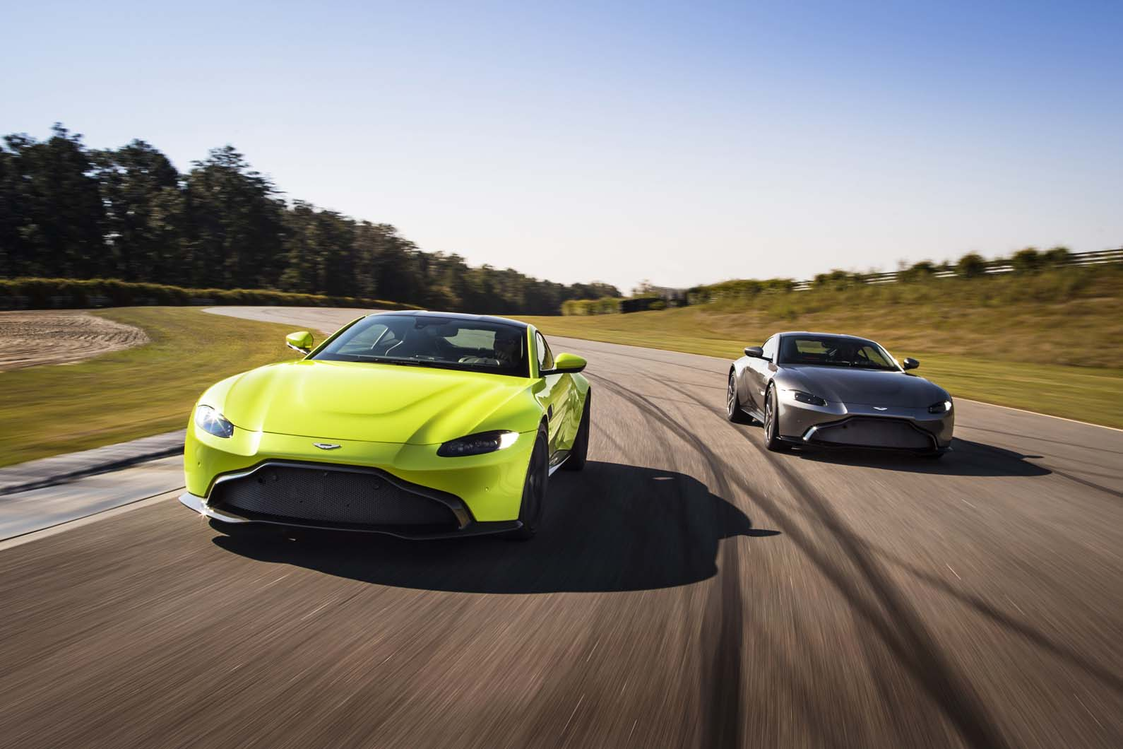 How Bond's car, the DB10, contributed to the new Vantage