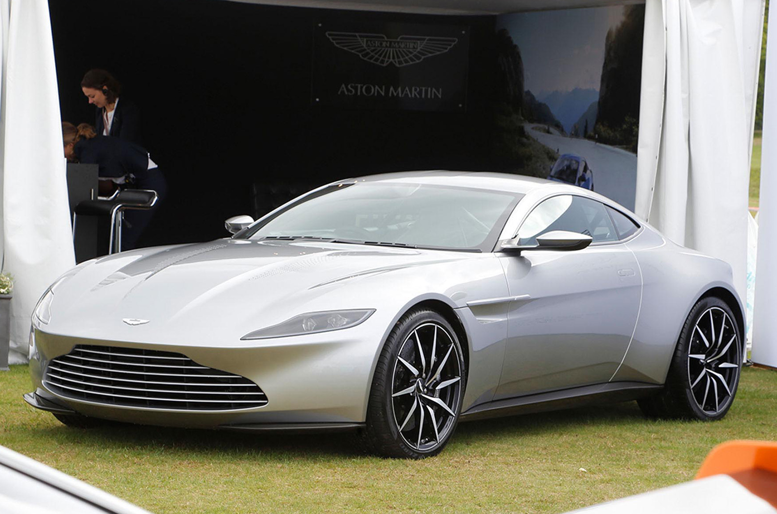 New Aston Martin DB In Detail Autocar - James bond aston martin db10