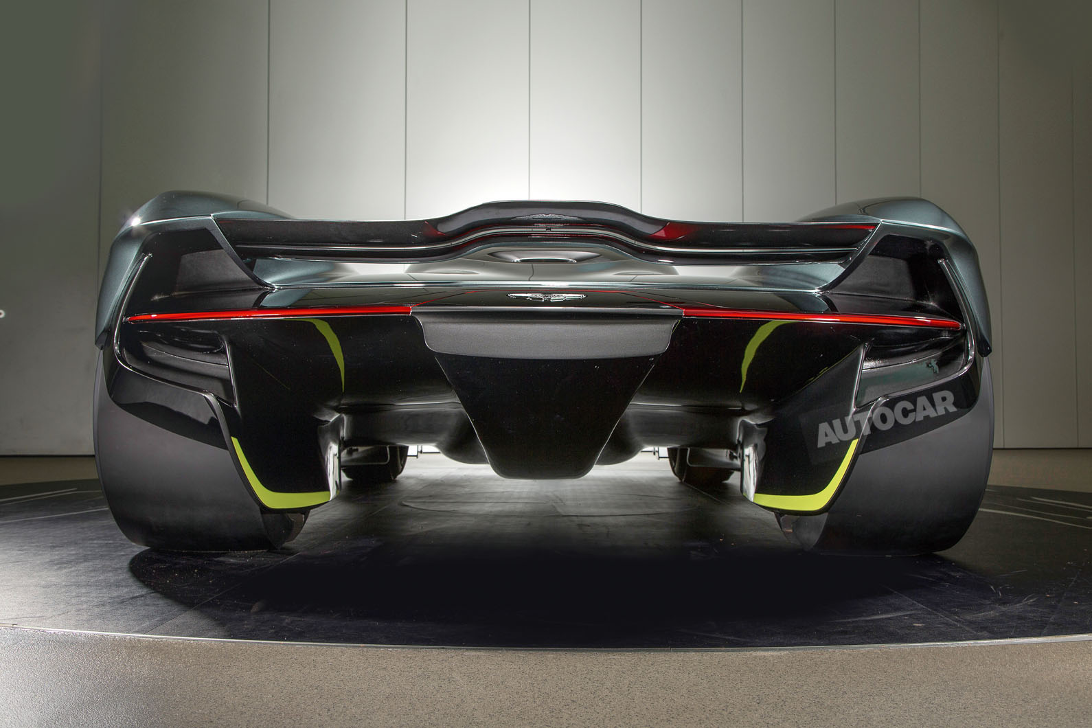 Aston Martin Valkyrie AM-RB 001 - exclusive pictures | Autocar