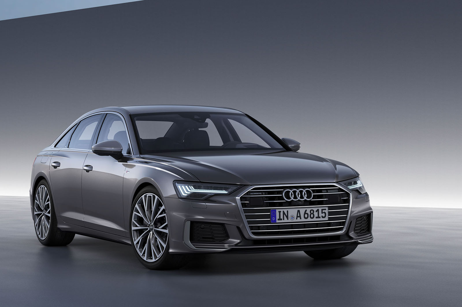 New Audi A6 Guns For 5 Series With Mild Hybrid Power And A8 Cabin