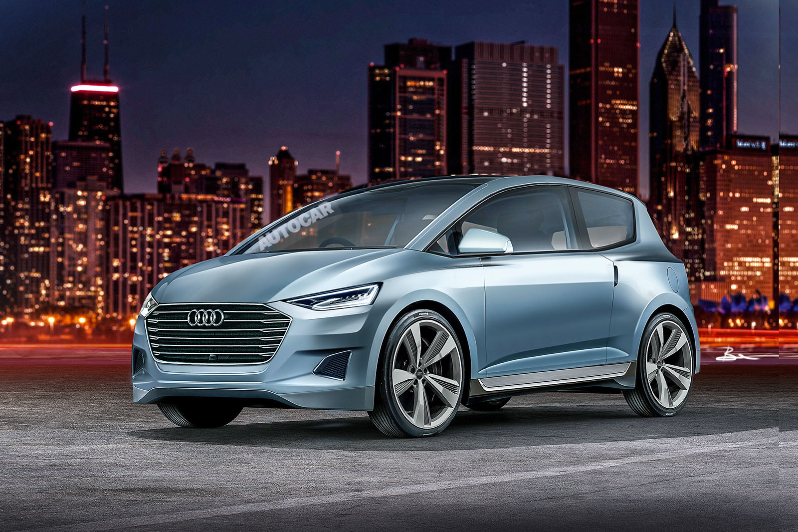 audi readies new £15k city car for a2 successor | autocar