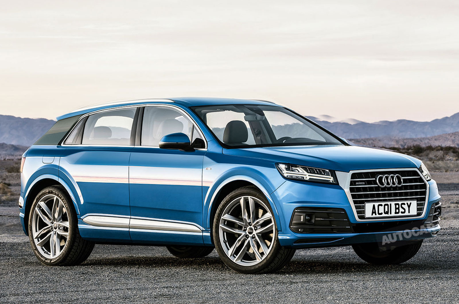 Audi Q1 Car Price >> New Audi Q1 To Lead Suv Surge From Vw Group Autocar
