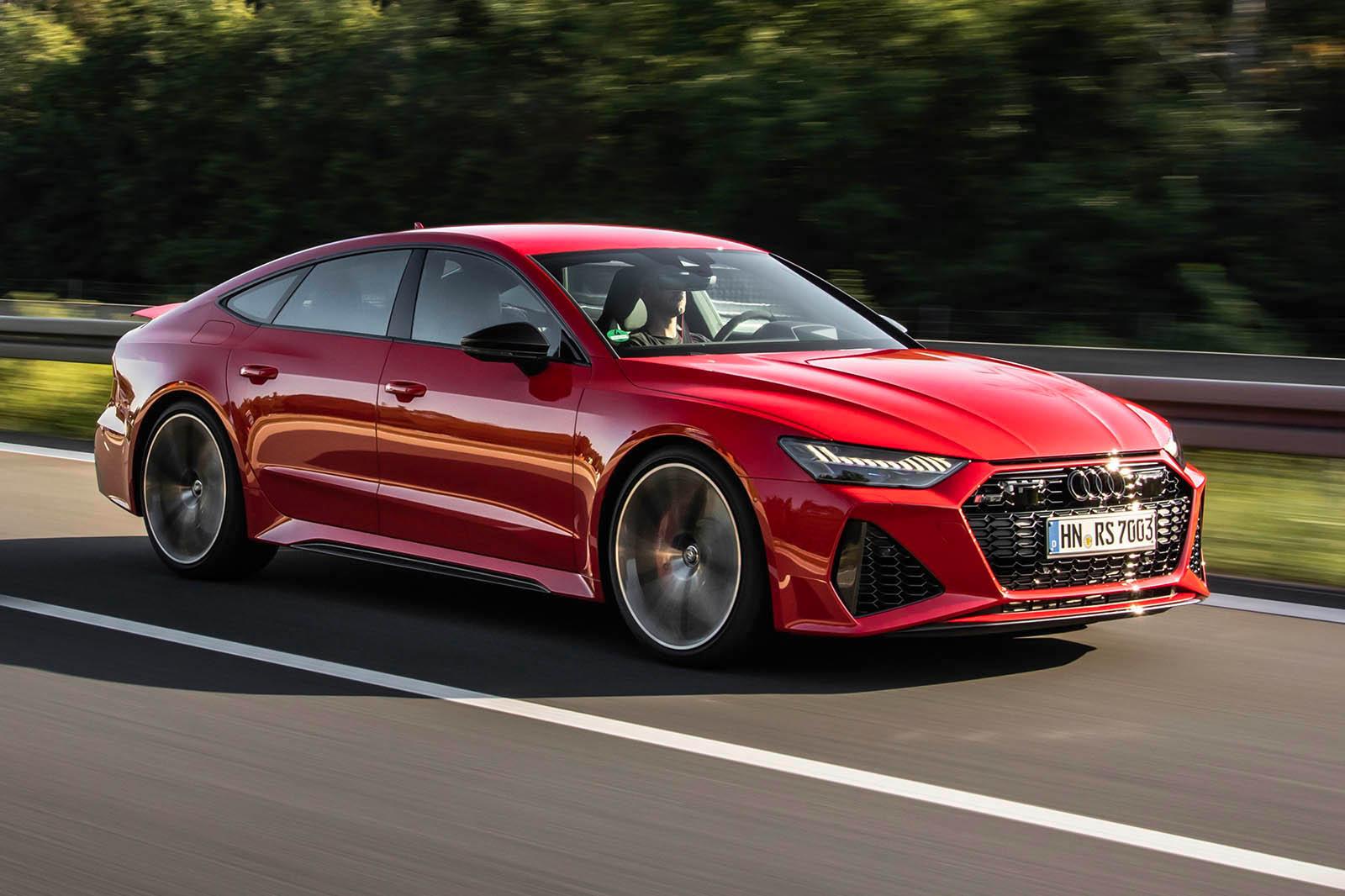 Audi RS7 Sportback 2019 review review | Autocar