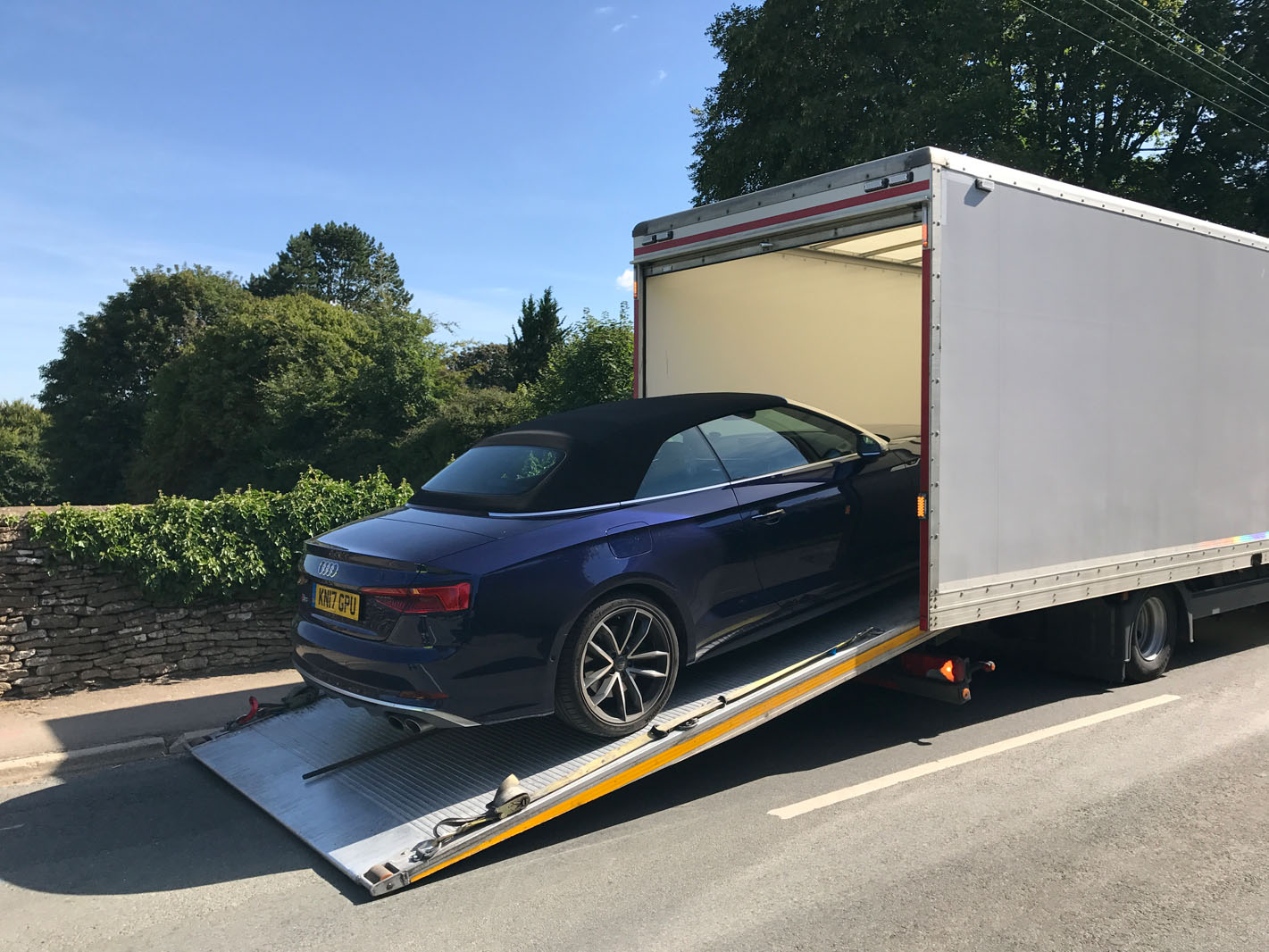 Audi S5 Cabriolet Long Term Review Five Months With Audi S Sporty Soft Top Autocar