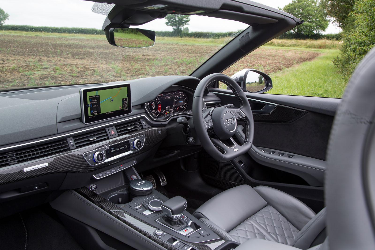 Audi S5 Cabriolet Long Term Review Five Months With Audi S Sporty Soft Top Autocar