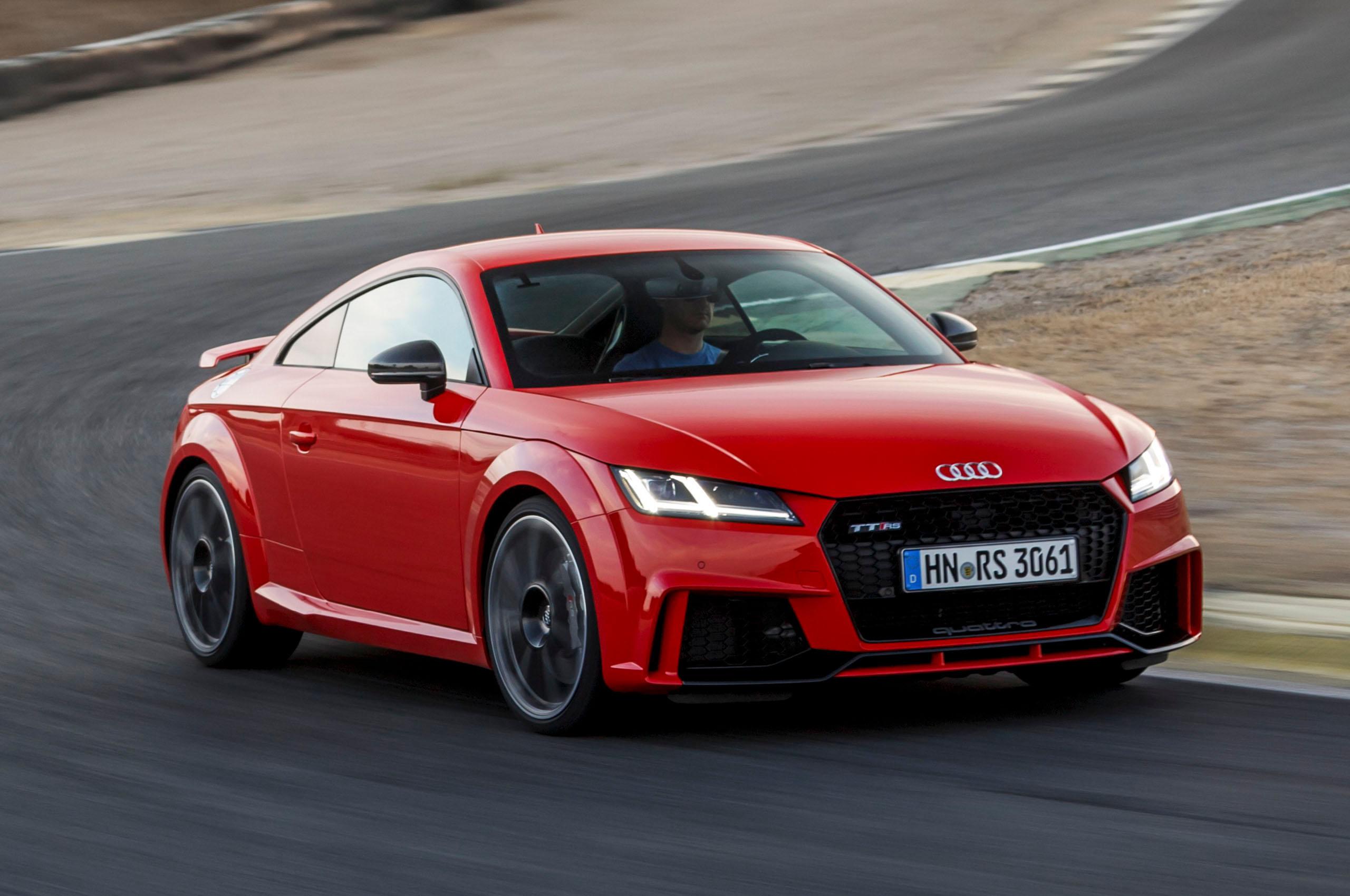 2016 Audi TT RS Coupé review review | Autocar