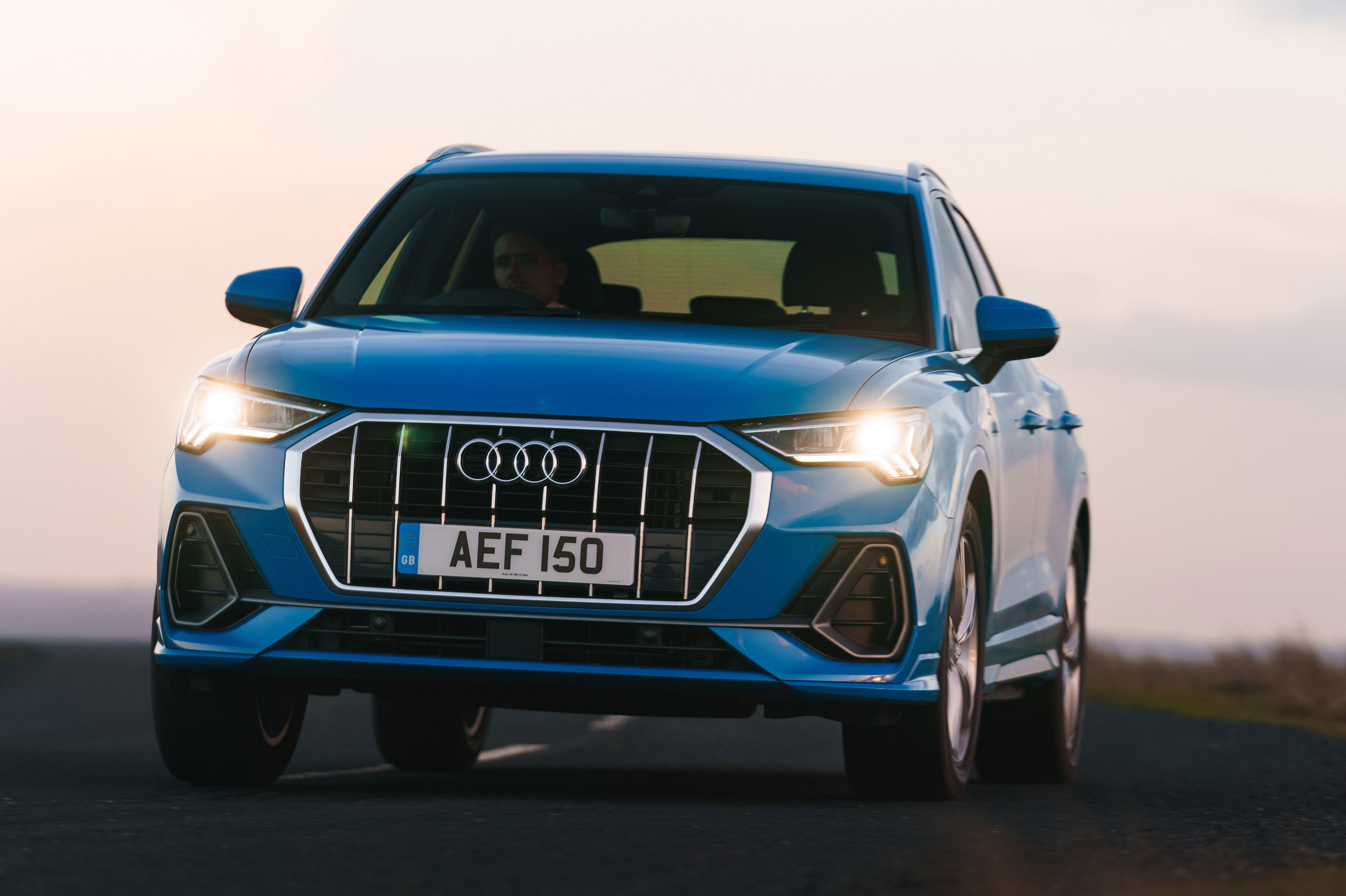 Audi Q3 35 Tfsi S Line 2019 Uk Review Autocar