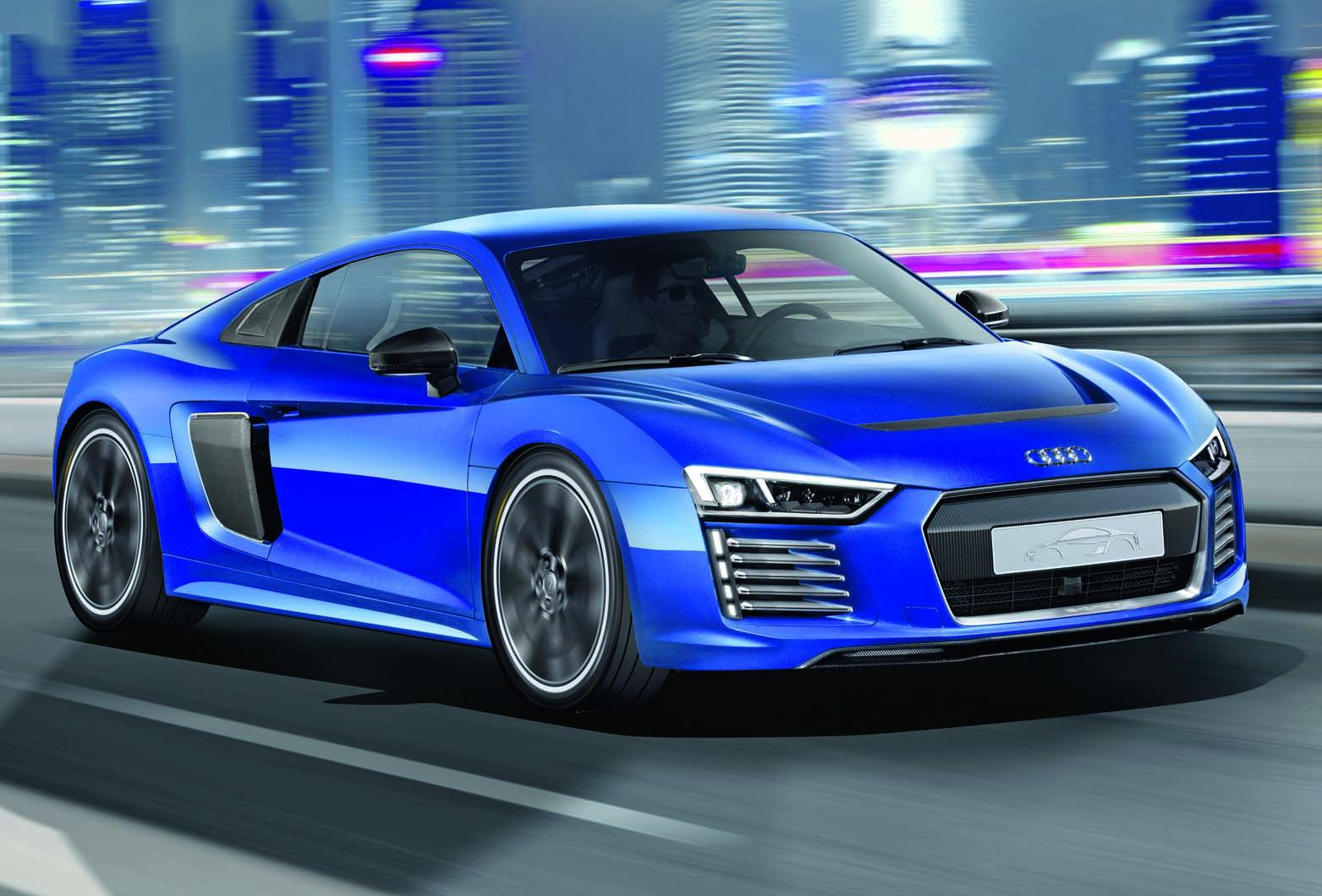 Next Audi R8 to be hypercar-chasing EV | Autocar