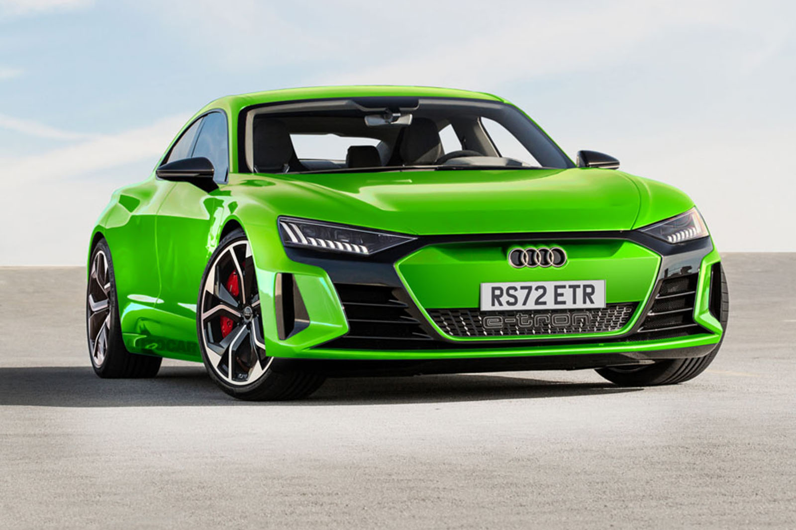Audi Sport To Go Electric With Rs Branded E Tron Gt Autocar