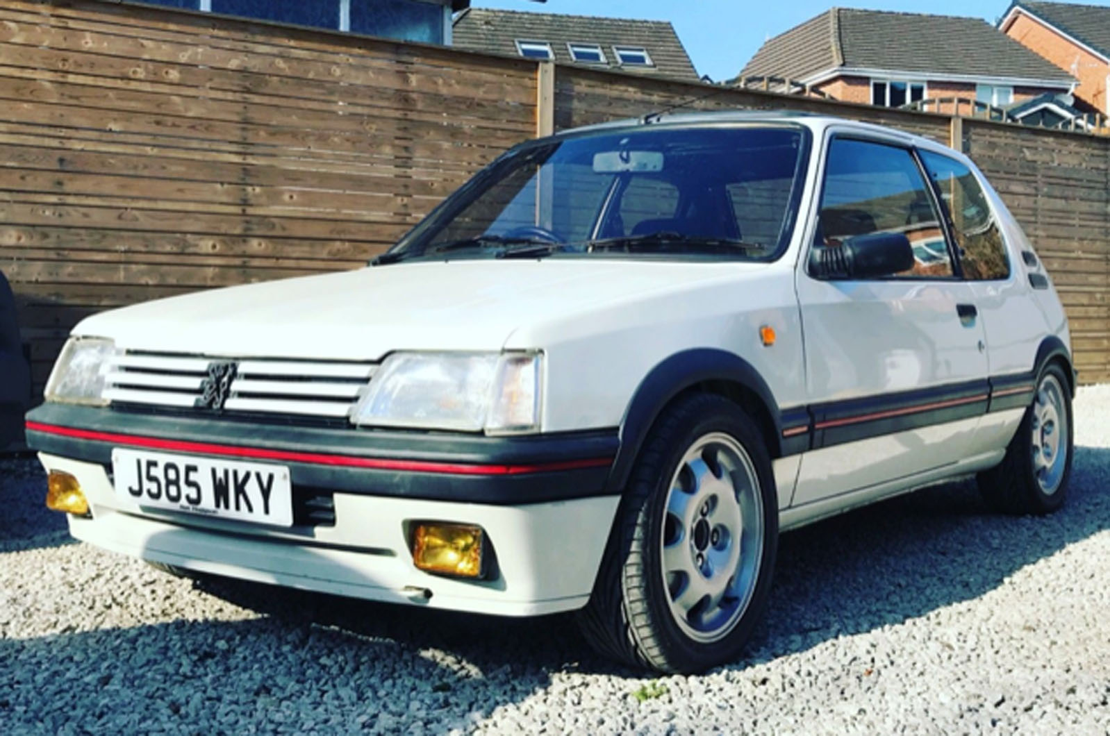 Used Buying Guide Peugeot 205 Gti Autocar
