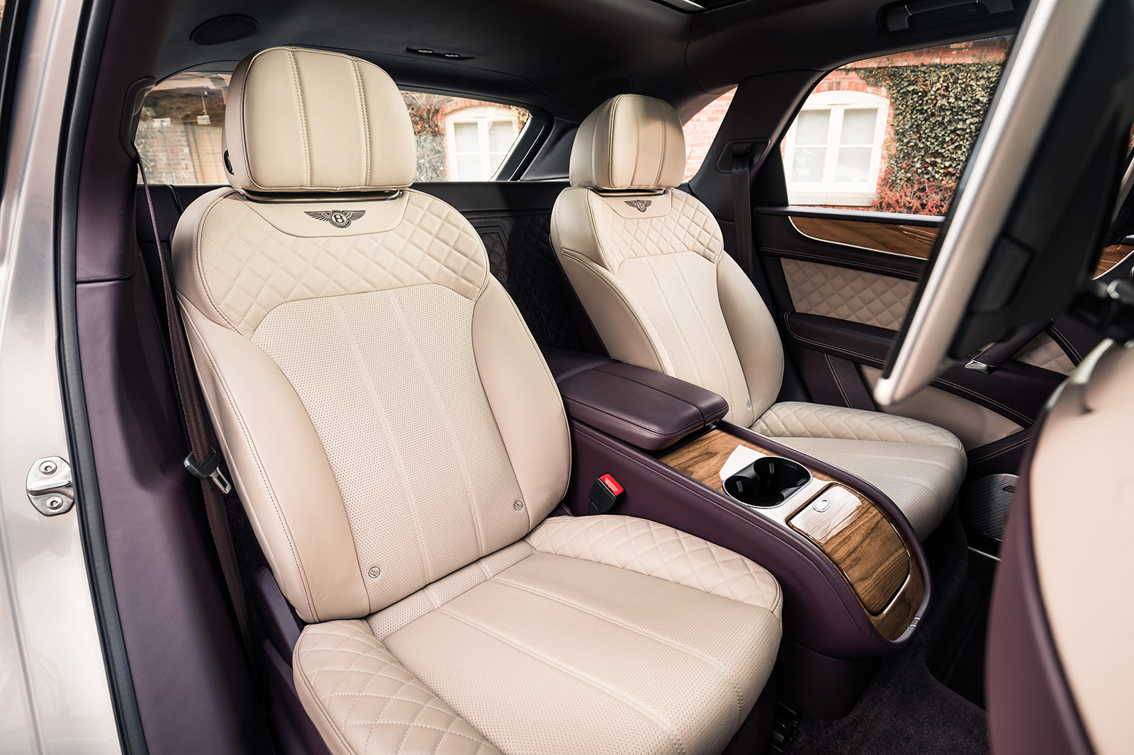Bentley Bentayga Gets Four Seat And Seven Seat Options Autocar