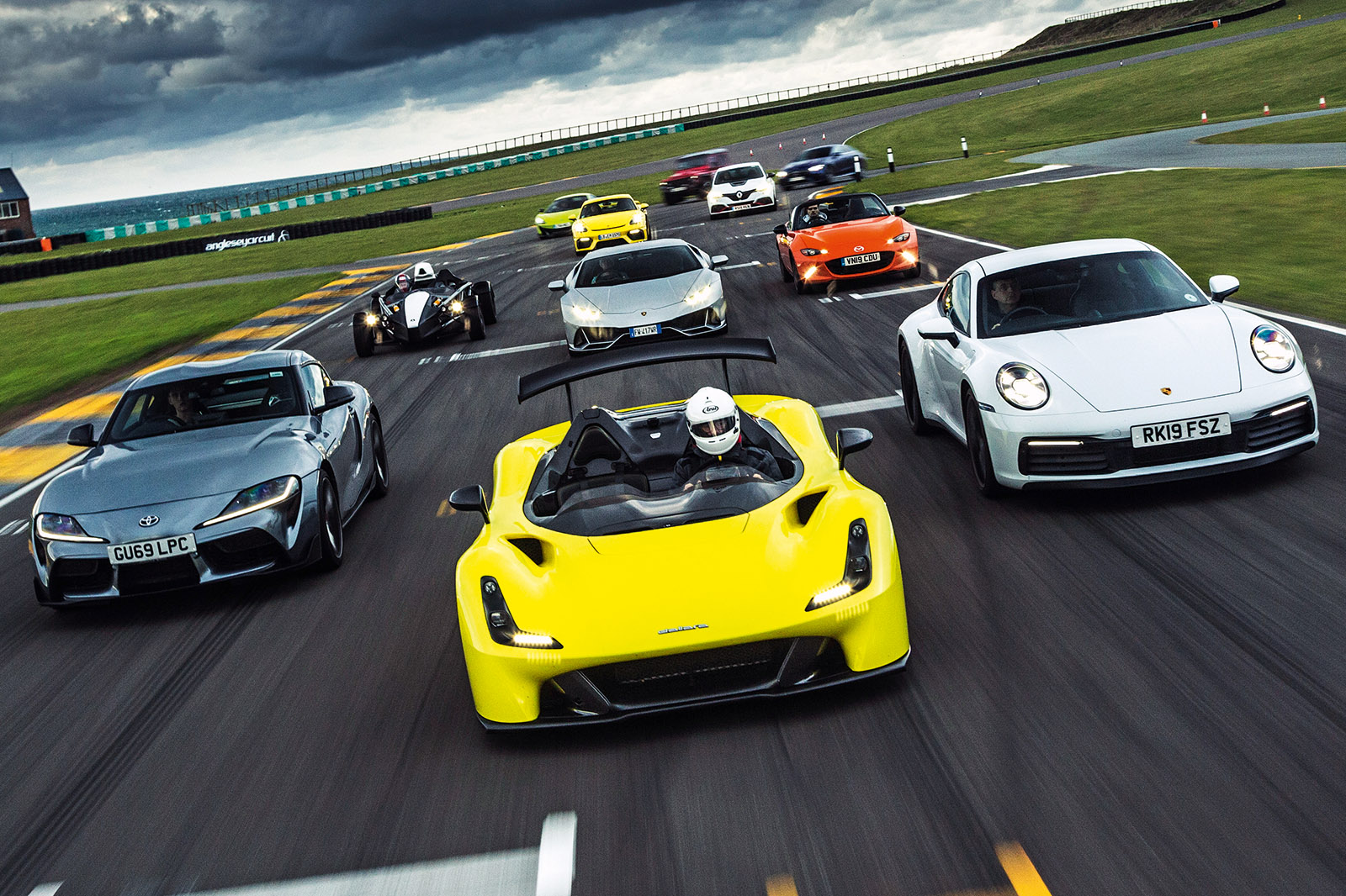 Britain's Best Driver's Car 2019: Meet the contenders