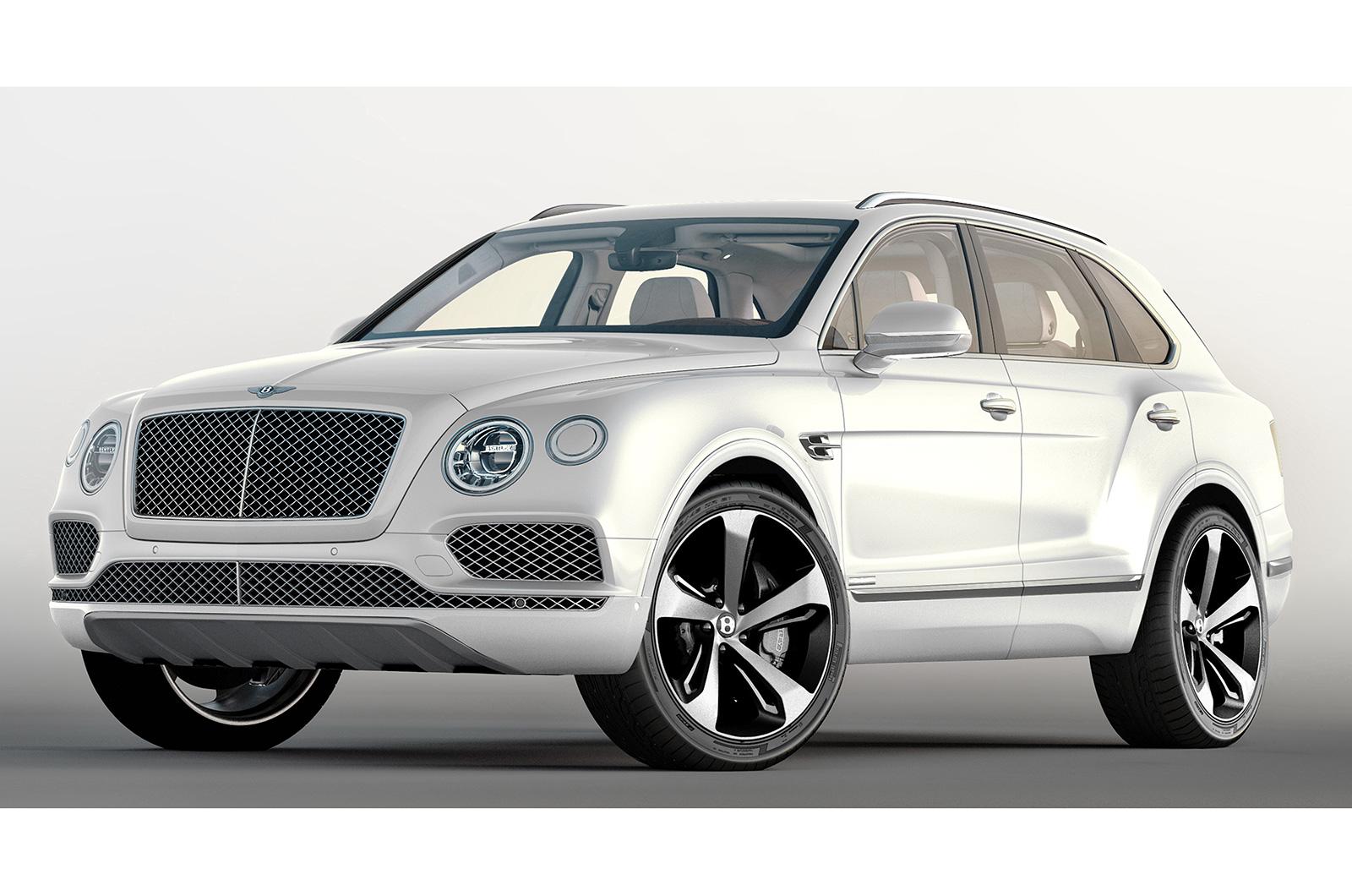 Bentley Bentayga First Edition Revealed Ahead Of La Motor Show Autocar