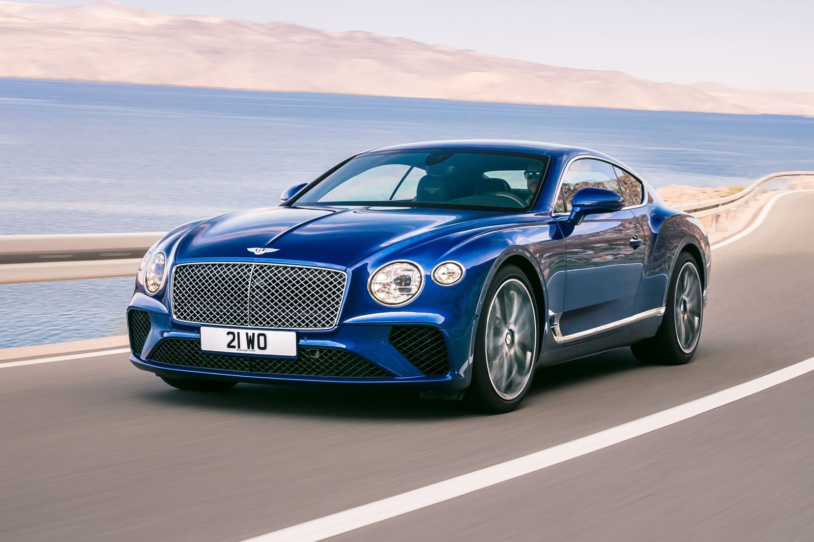 New Bentley Continental GT Revealed Full Specs And Video Autocar - Show me a bentley car