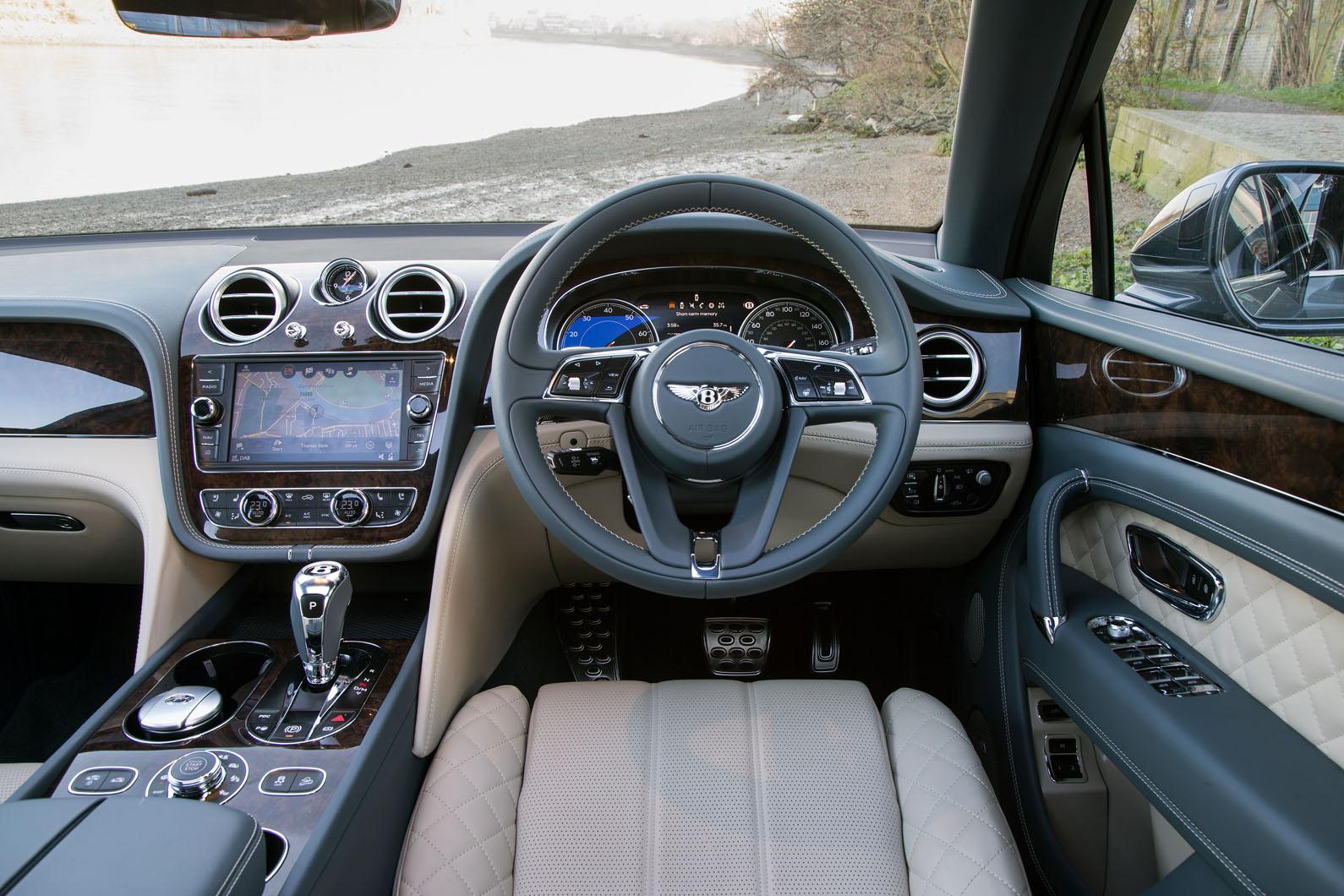 Bentley Bentayga long-term test review: first report | Autocar