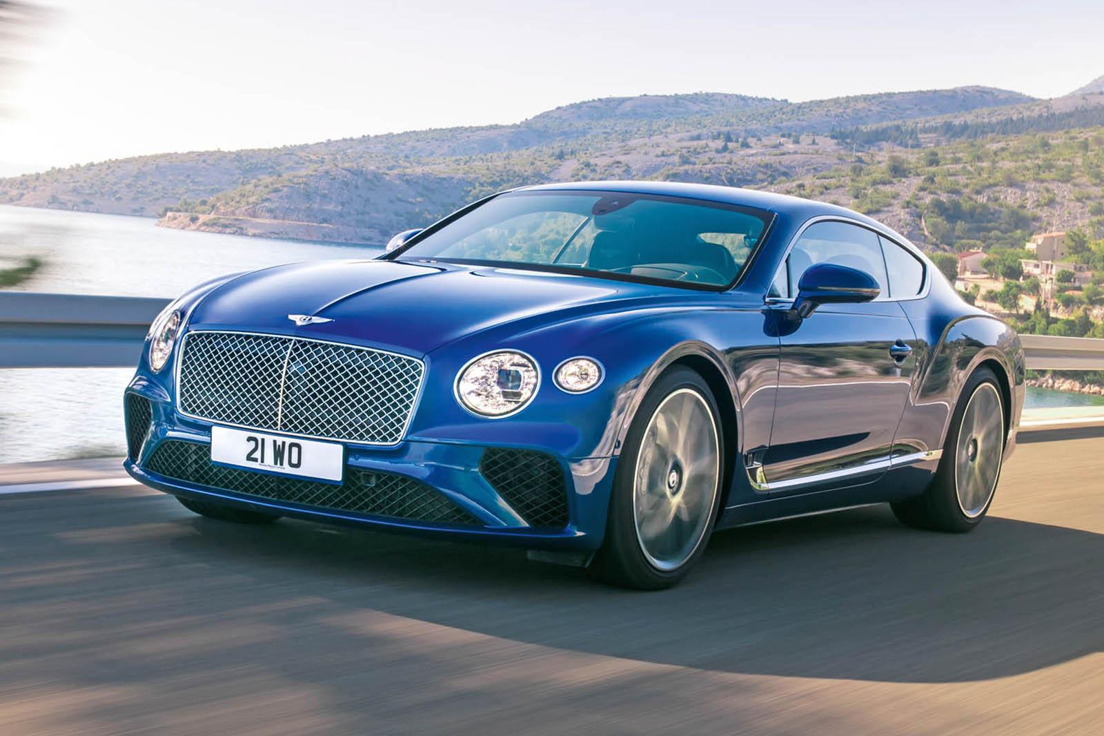 2021 Bentley Muslane History