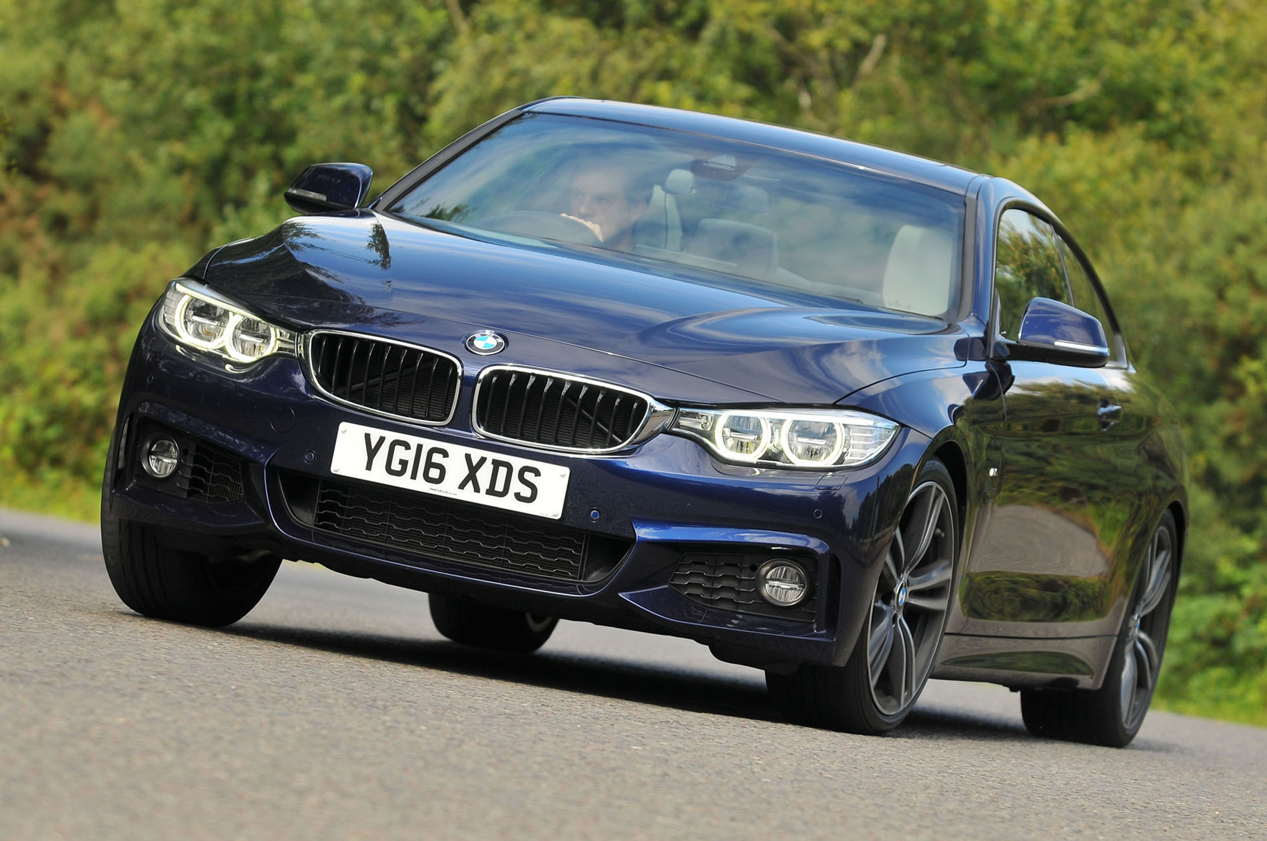 2016 BMW 4 Series 440i M Sport Review