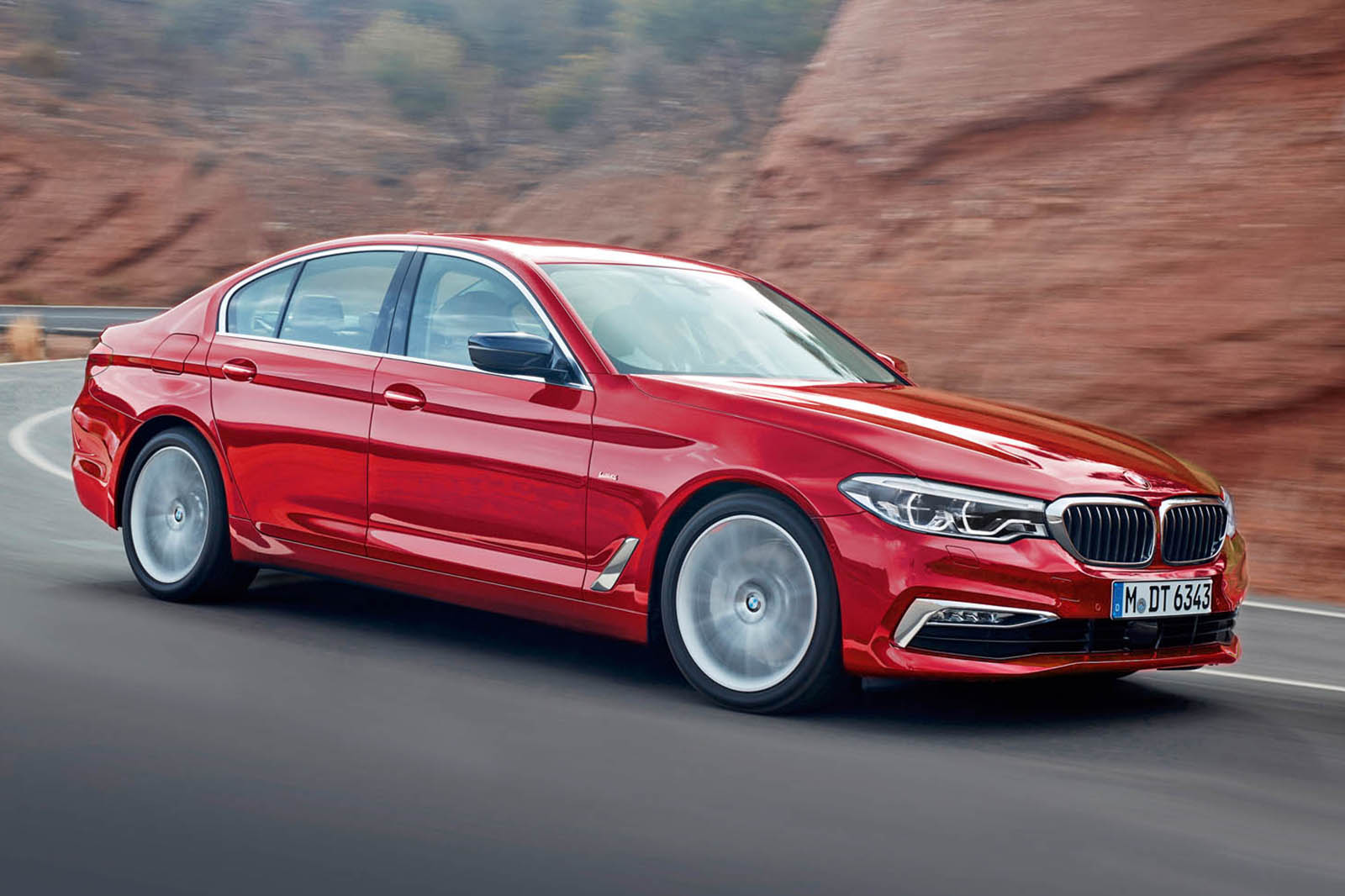 ... Be The Biggest Thing On The Road At The Moment (in Both Senses), But  The BMW 5 Series Sells In Such Numbers That It Remains BMWu0027s Most  Profitable Model.