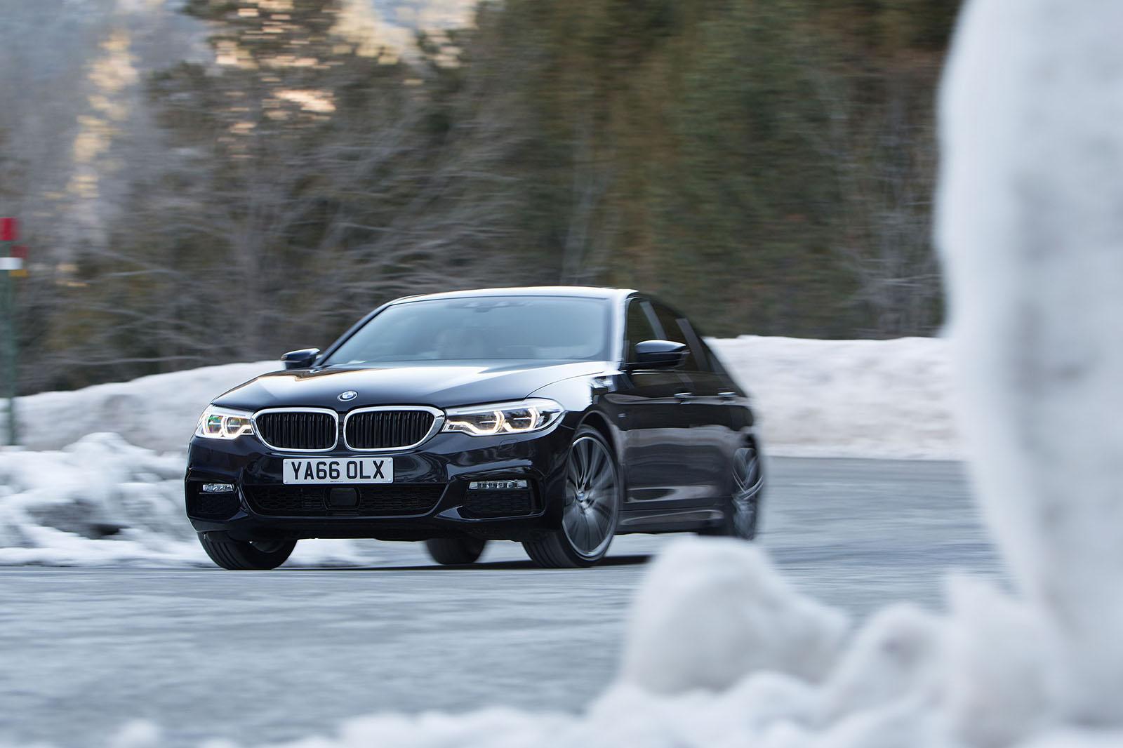 BMW 5 Series - 2000-mile road trip to Andorra | Autocar