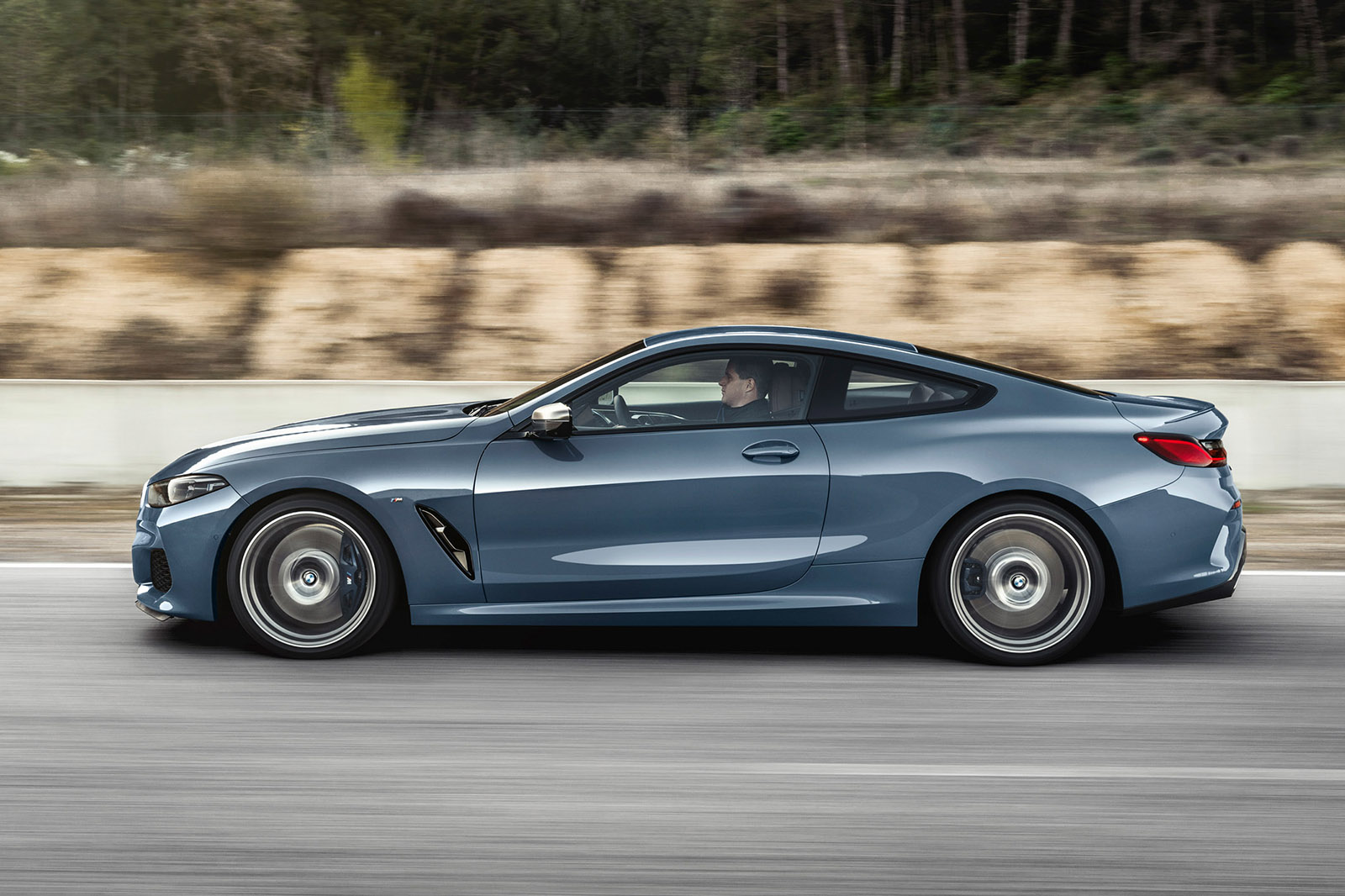 2018 Bmw 8 Series Lands At Goodwood Ahead Of November Sales Launch Autocar