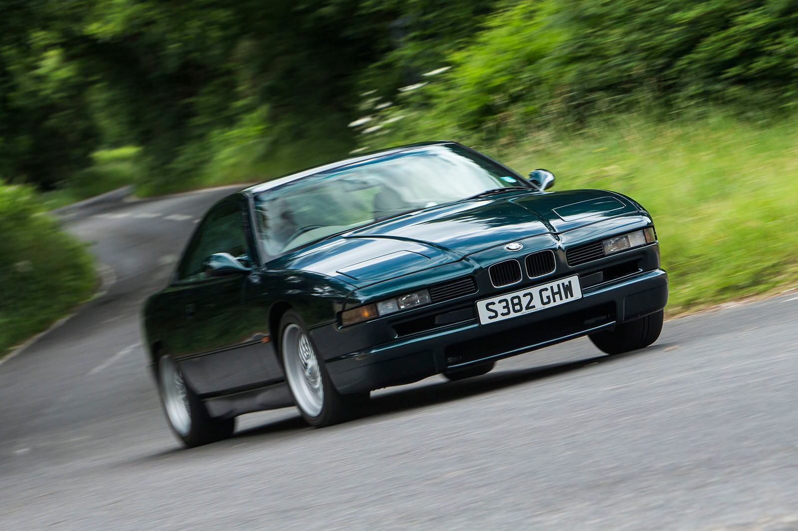 Past Masters Bmw 8 Series Review Autocar