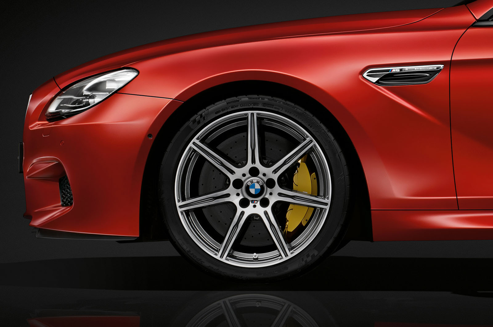 Bmw M6 Competition Pack Boosts Performance And Handling Autocar