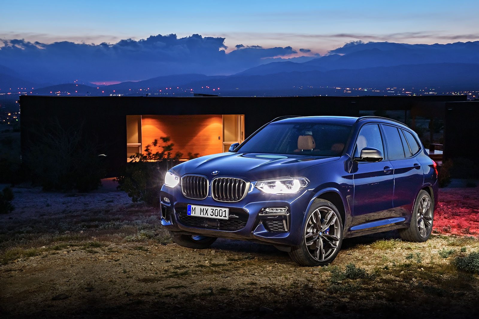2017 BMW X3 revealed with hot M40i rival to Audi SQ5  Autocar