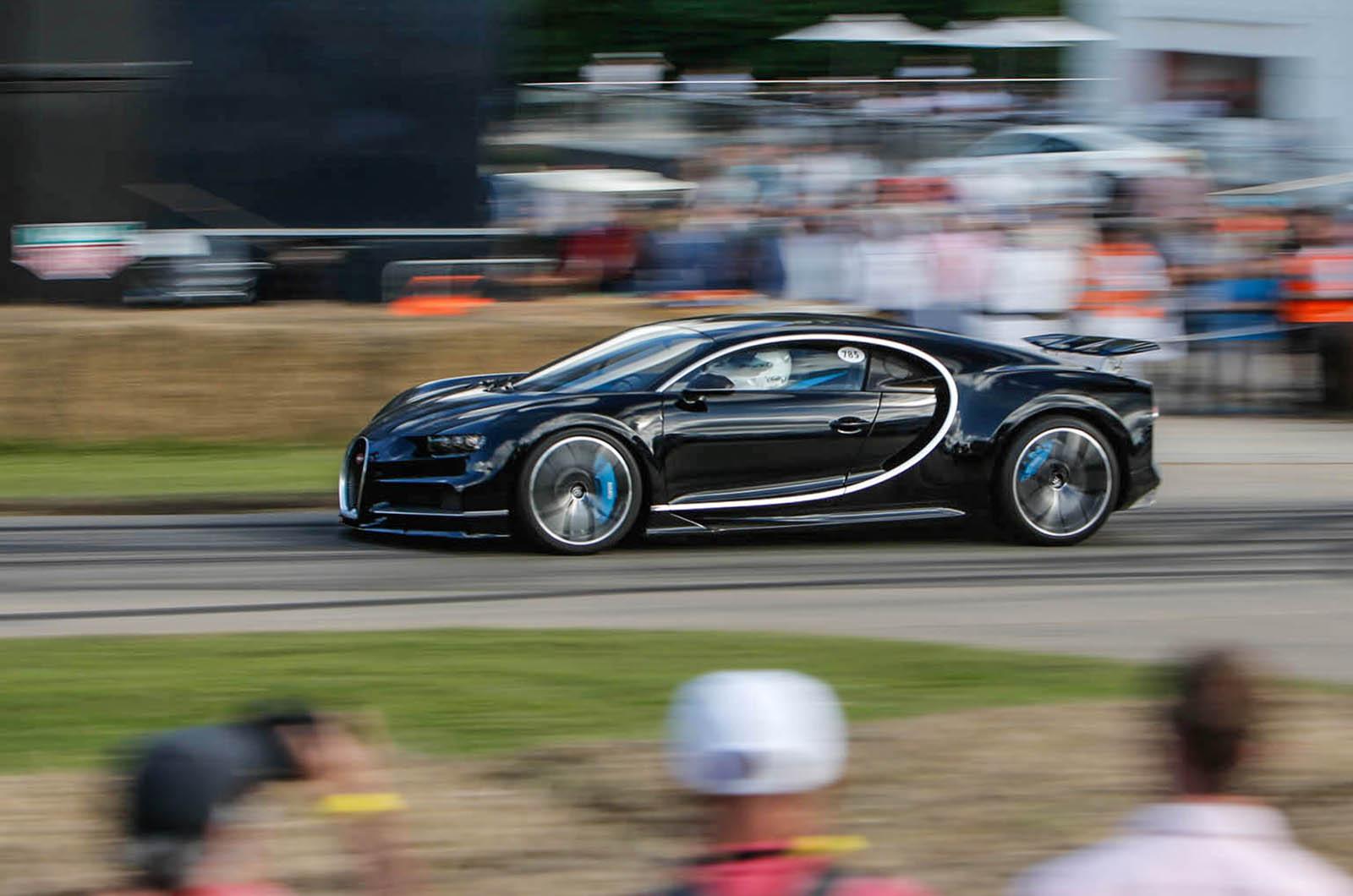 Bugatti Chiron targets new speed record