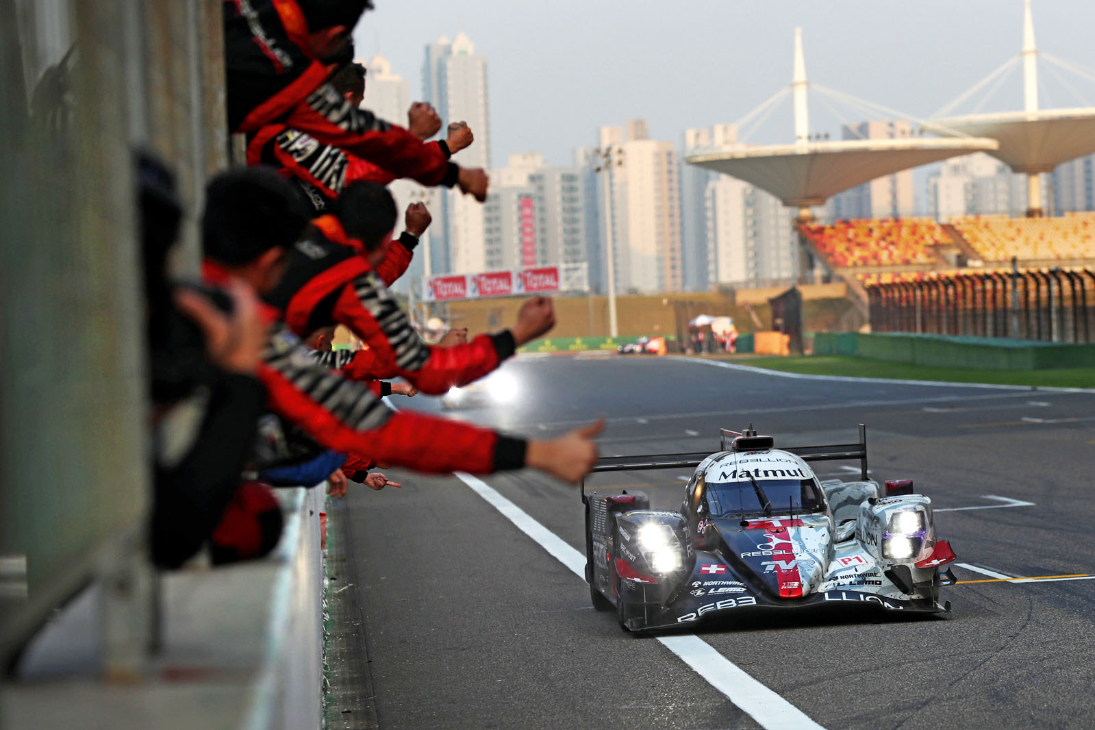 Rolling start: Shock privateer win in WEC, Alonso's Dakar development, rising star Nico Muller and more