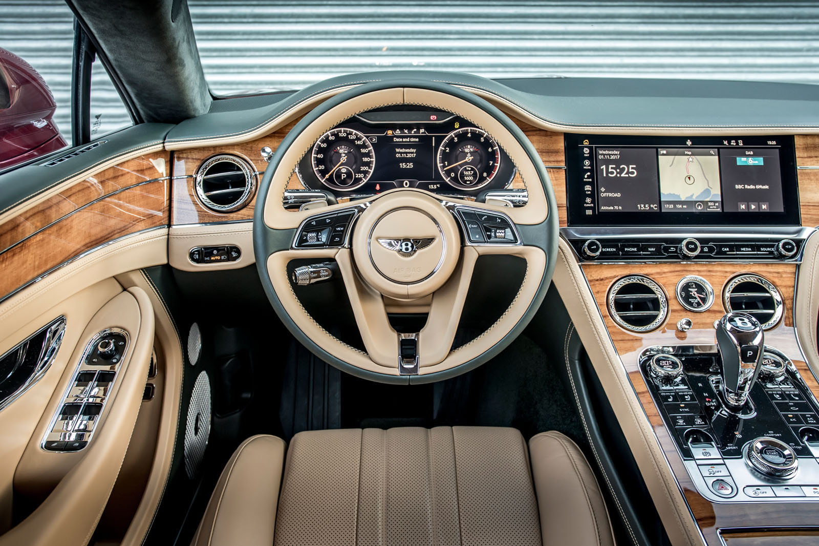 2018 Bentley Continental Gt First Drive Autocar Automotive Circuit Tester 2017 Best Cars Reviews Granted If Aston Decided It Too Wanted To Do More Grand And Less Touring Perhaps Would Make Its Interior Feel Like This But The Good Things About