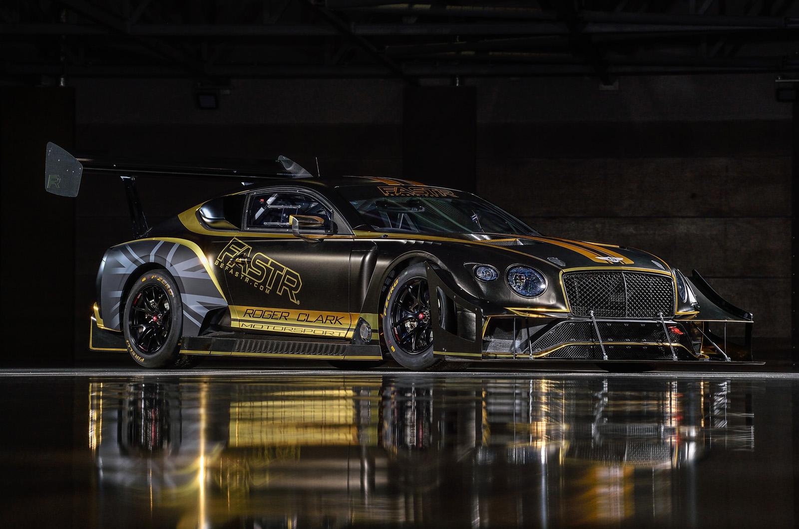 Bentley reveals wild Continental GT racer for final Pikes Peak run | Autocar