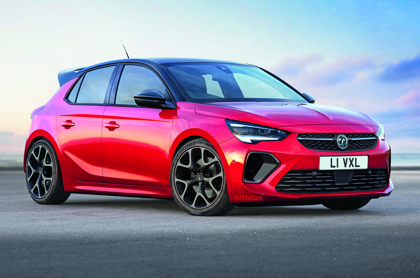 Vauxhall To Revive Vxr Performance Line With Hot Corsa Autocar