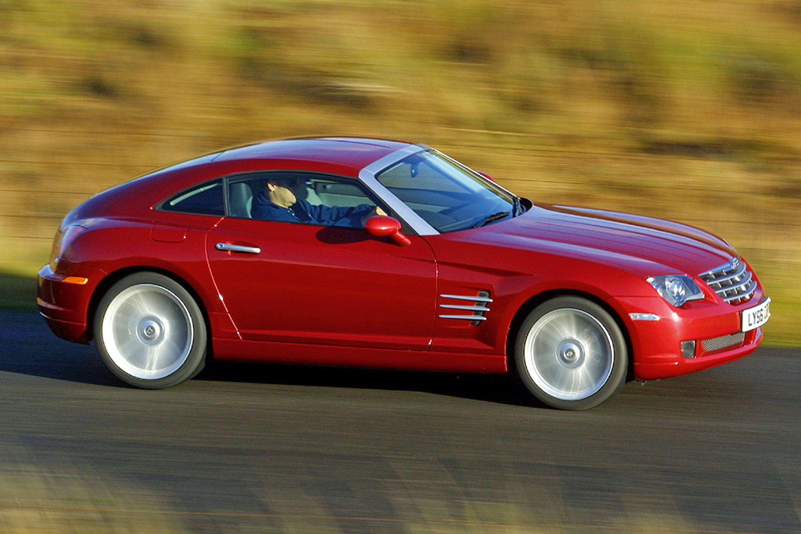 watch testing convertible chrysler crossfire bart roof youtube operation