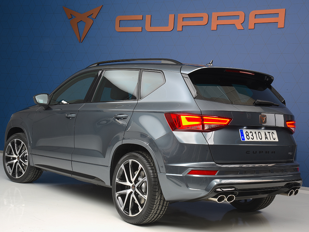 296bhp Cupra Ateca Suv First Car From Seat Sub Brand Autocar