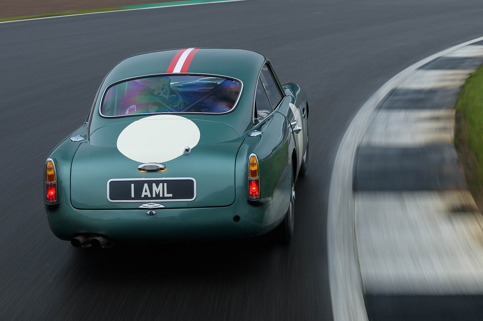 Aston Martin Db4 Gt Driving The 1 5m Recreation Of A Classic Autocar