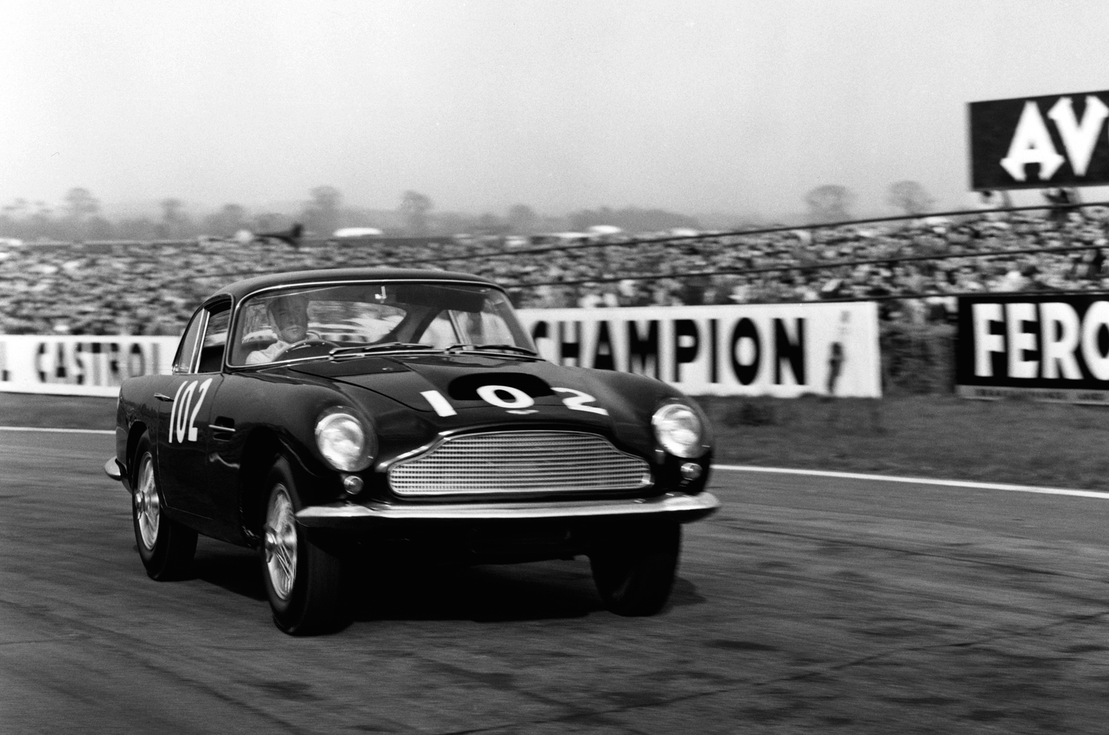 All Types aston db4 zagato : Aston Martin DB4 GT Continuation models to be built for £1.5m each ...