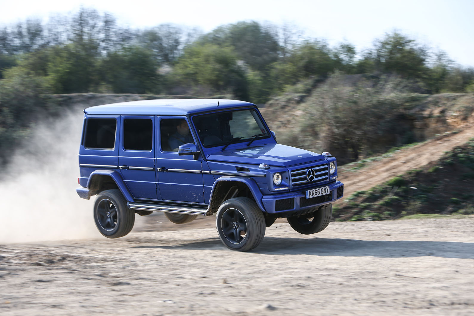 Best 4x4s Suvs 2017 Off Road Heroes Compared Autocar Automotive Circuit Tester 2018 Cars Reviews Those Are The Three Traditional Car Four Is Here To Uphold Honour Of Double Cab Pick Up Trend We Could Have Picked Any Several