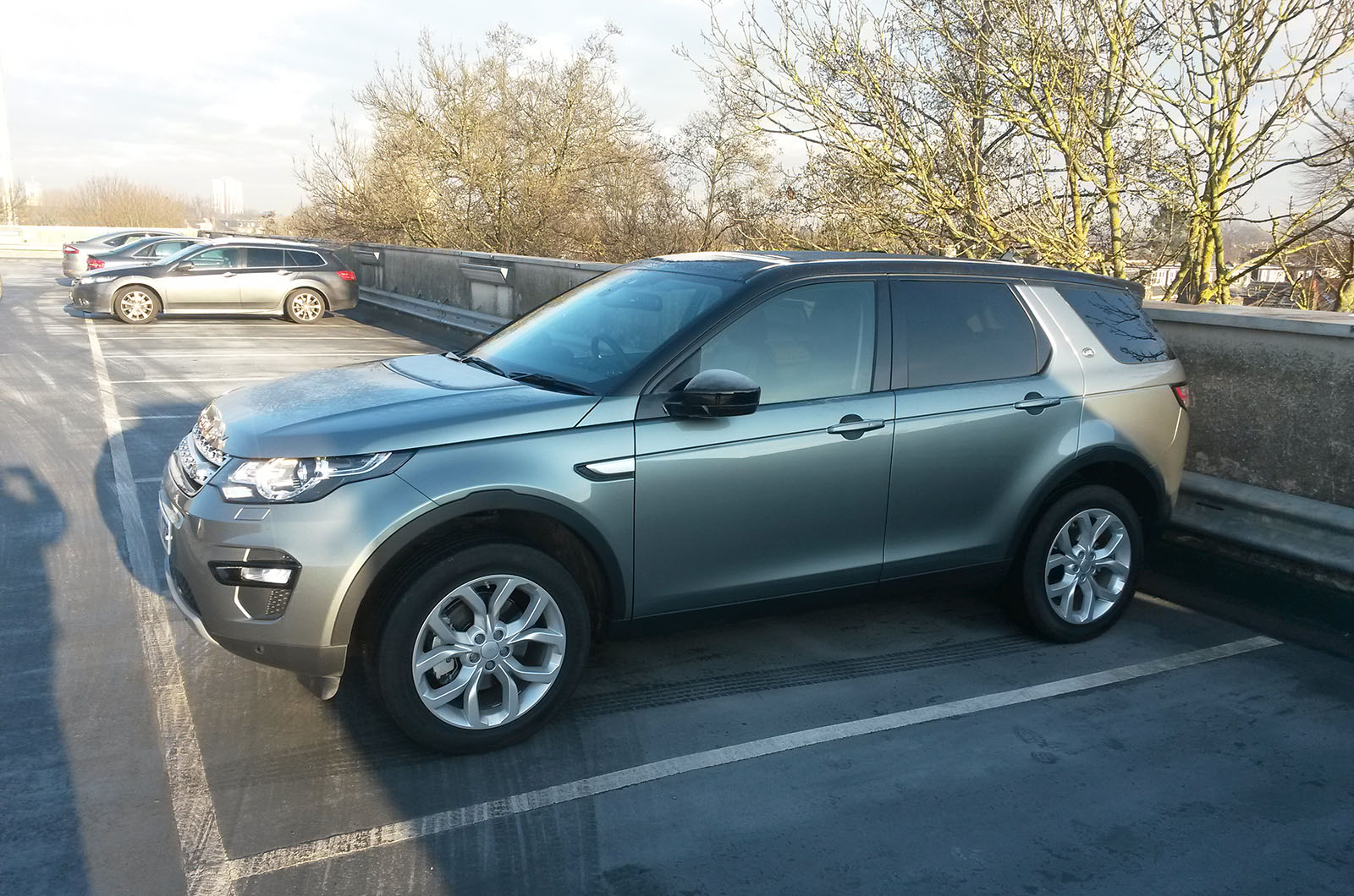 Land Rover Discovery Sport long term test review final report