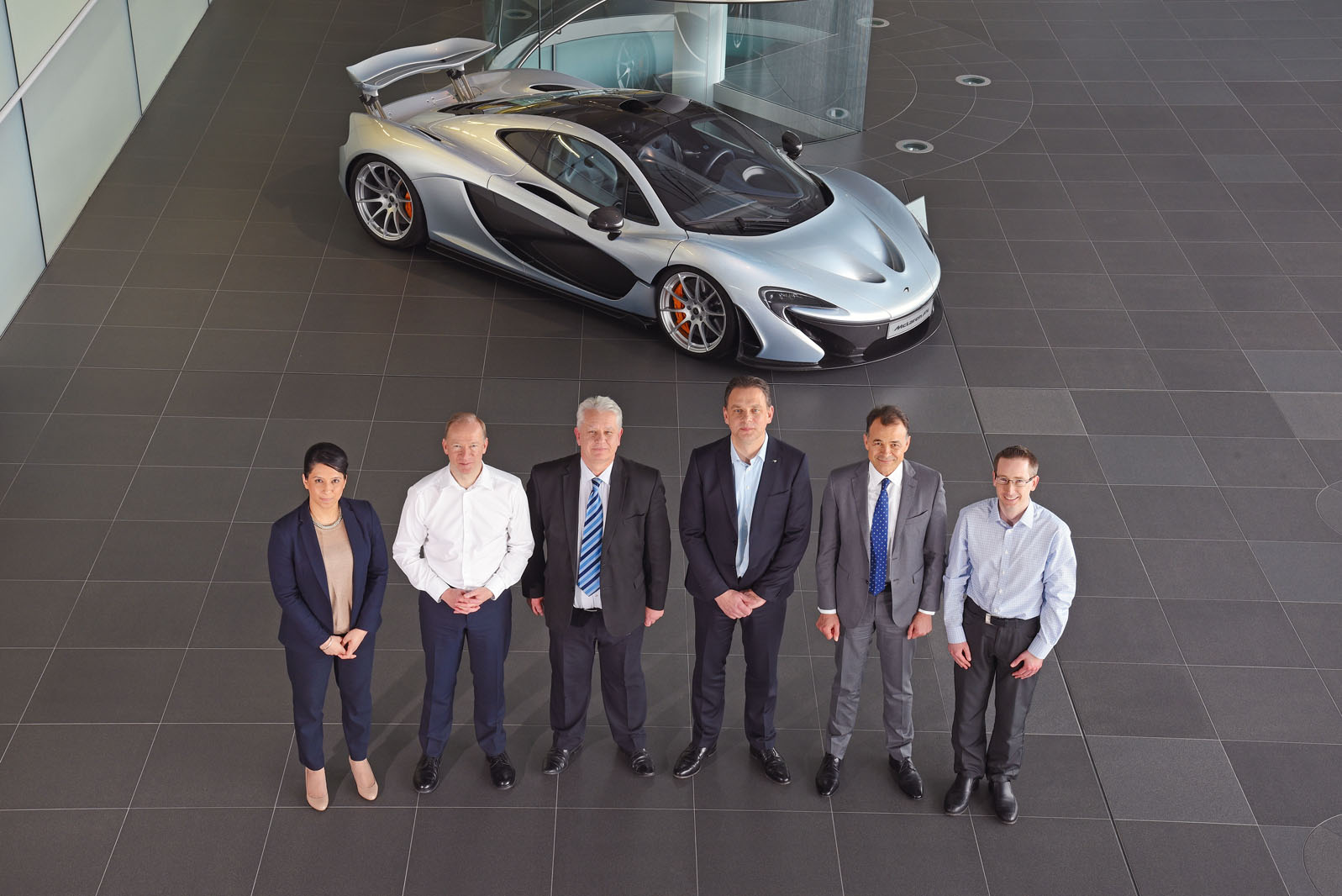 Mclaren Automotive The Remarkable Rise Of Ferrari Rival Autocar Ford Focus Wiring Halo