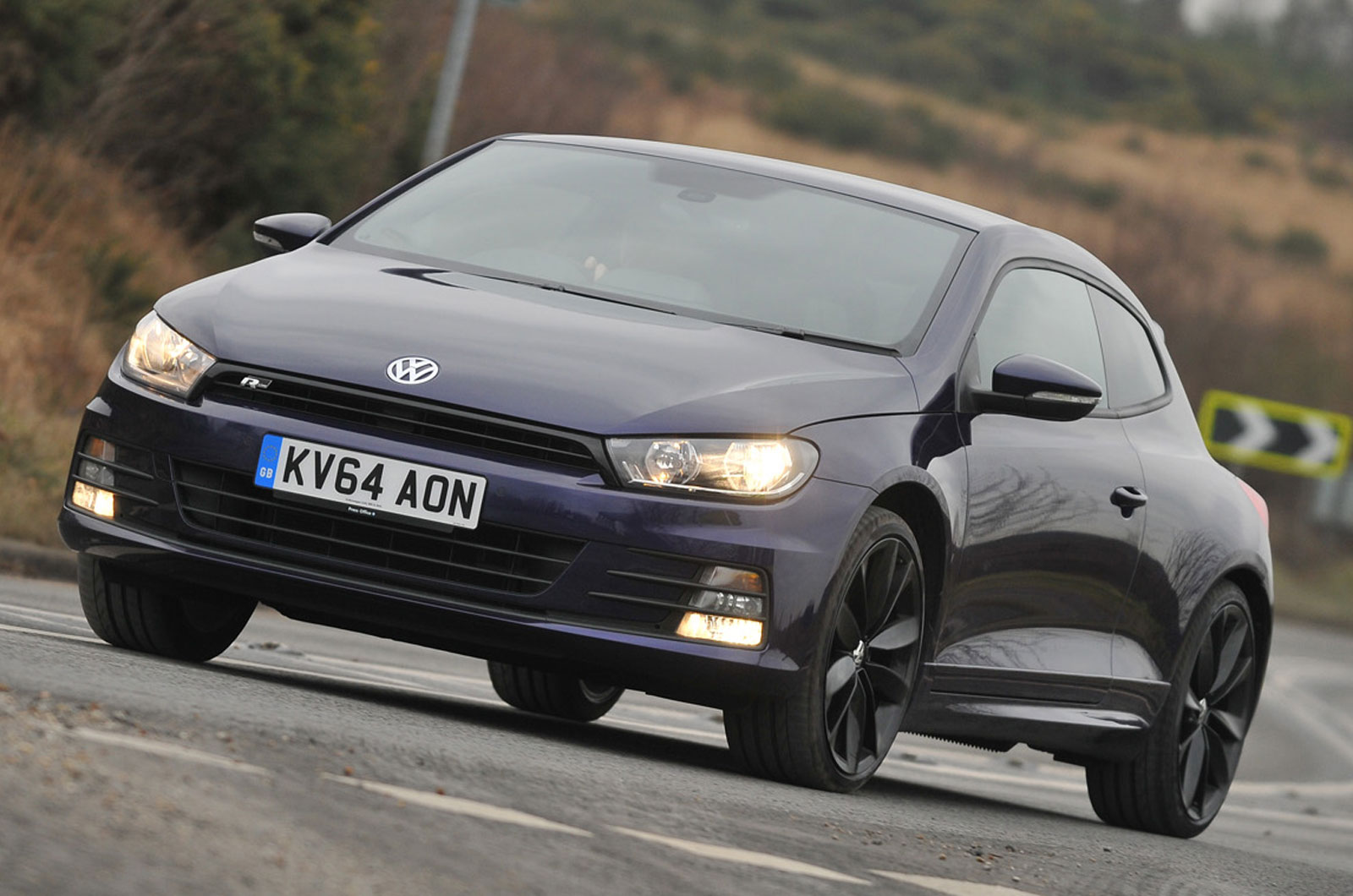 2015 Volkswagen Scirocco 2 0 Tdi 184 R Line Review Review Autocar