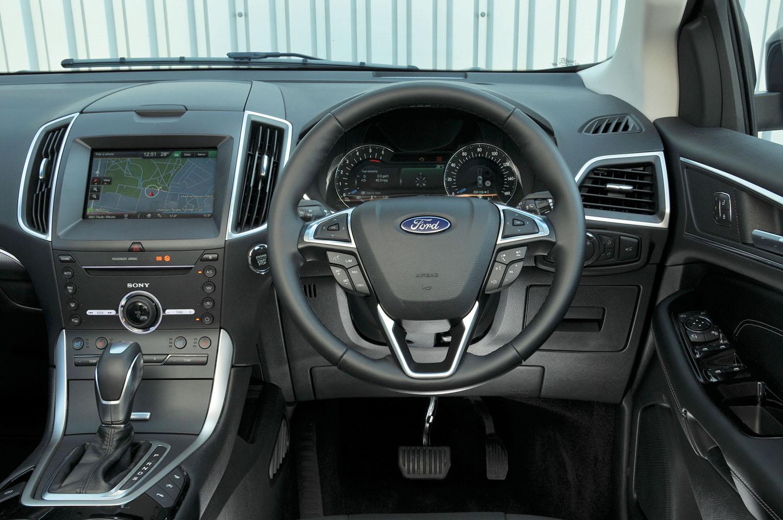 ford edge long term test review s max comparison autocar. Black Bedroom Furniture Sets. Home Design Ideas
